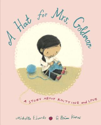 Cover for A Hat for Mrs. Goldman