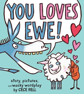 You Loves Ewe! (A Yam and Donkey Book) Cover Image
