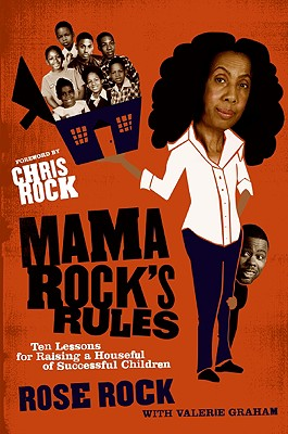 Mama Rock's Rules Cover