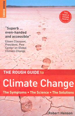 The Rough Guide to Climate Change 1 (Rough Guide Reference) Cover Image