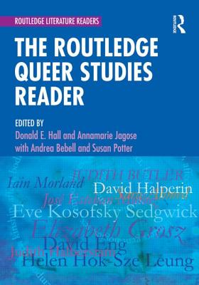 The Routledge Queer Studies Reader (Routledge Literature Readers) Cover Image