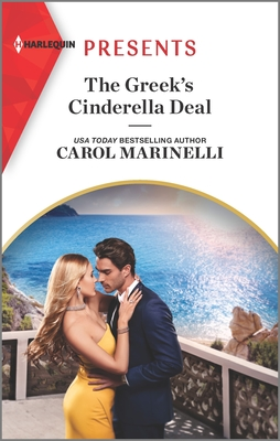 The Greek's Cinderella Deal: An Uplifting International Romance Cover Image