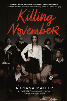 Killing November Cover Image
