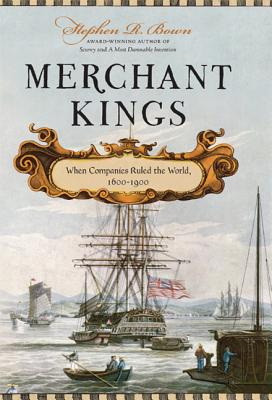 Merchant Kings Cover