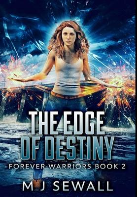 The Edge Of Destiny: Premium Large Print Hardcover Edition Cover Image