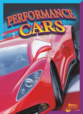 Performance Cars (Rank It!) Cover Image