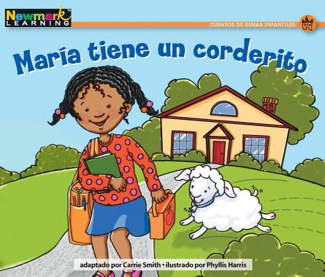 Marfa Tiene Un Corderito Leveled Text Cover Image