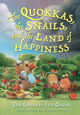 Cover for The Quokkas, the Snails, and the Land of Happiness
