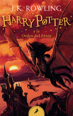 HarryPotter y la Orden del Fénix / Harry Potter and the Order of the Phoenix Cover Image