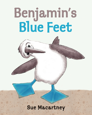Benjamin's Blue Feet Cover Image