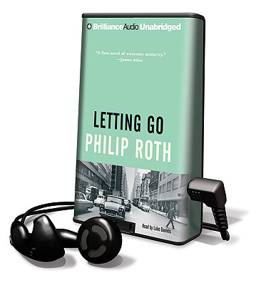 Letting Go [With Earbuds] (Playaway Adult Fiction) Cover Image
