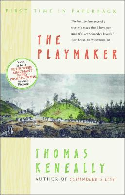 The Playmaker Cover