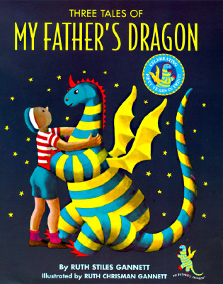 Three Tales of My Father's Dragon Cover Image
