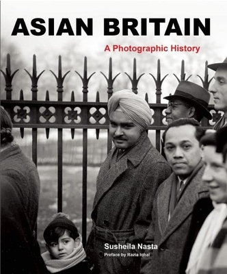 Cover for Asian Britain