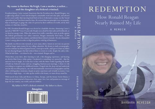 Redemption: How Ronald Reagan Nearly Ruined My Life Cover Image