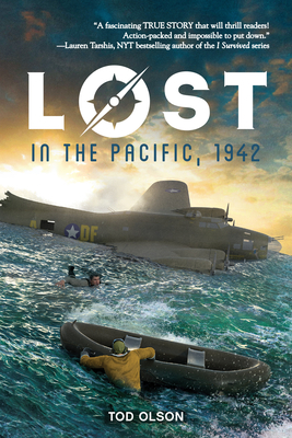 Lost in the Pacific, 1942: Not a Drop to Drink (Lost #1) Cover Image