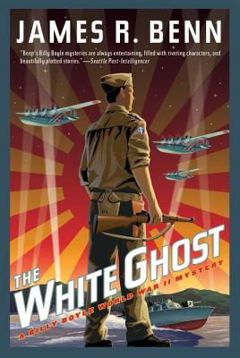 The White Ghost Cover Image