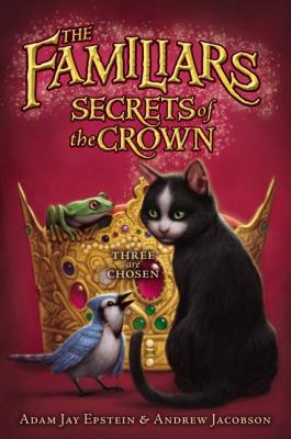 Secrets of the Crown Cover Image