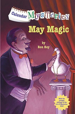 Calendar Mysteries #5: May Magic Cover Image