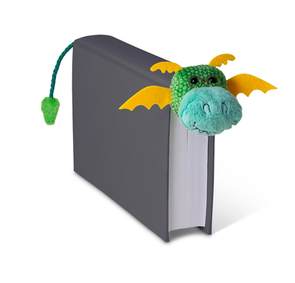 Book-Tails Bookmark - Dragon Cover Image