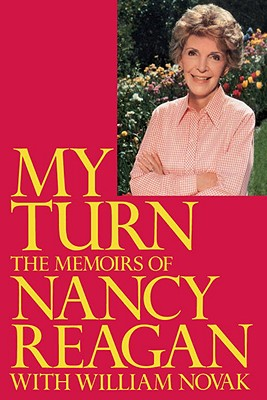 My Turn: The Memoirs of Nancy Reagan Cover Image