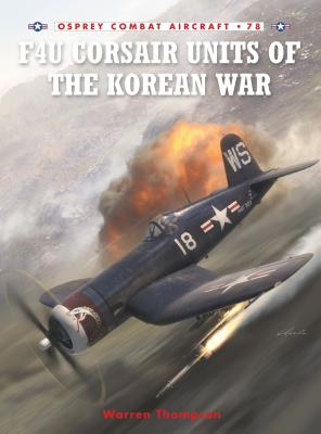 F4U Corsair Units of the Korean War Cover Image
