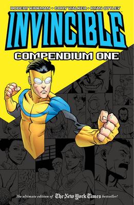 Invincible Compendium Volume 1 Cover Image
