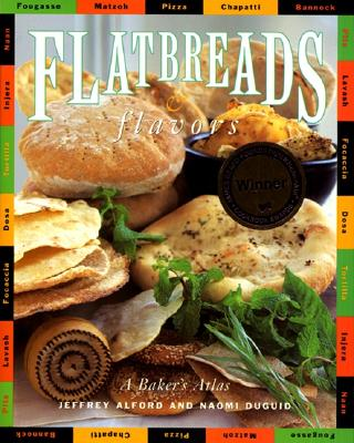 Flatbreads & Flavors Cover