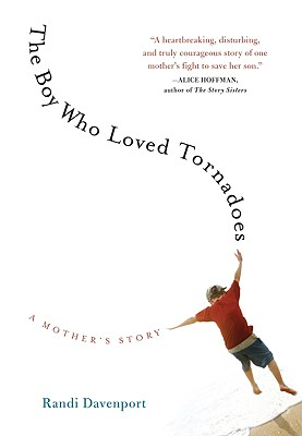 The Boy Who Loved Tornadoes Cover