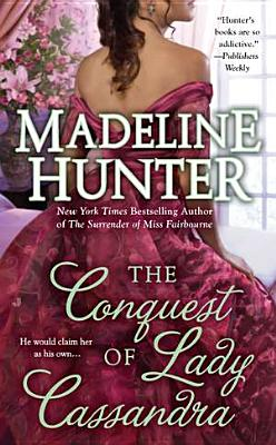 Cover for The Conquest of Lady Cassandra (Fairbourne Quartet #2)