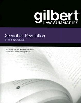 Securities Regulation Cover Image
