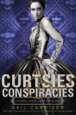 Curtsies & Conspiracies Cover