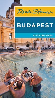 Rick Steves Budapest Cover Image