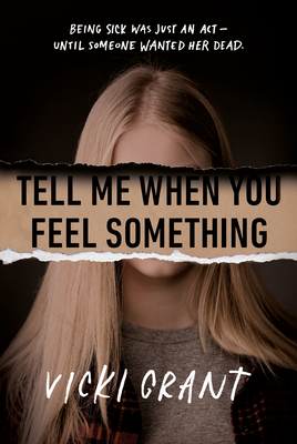 Tell Me When You Feel Something Cover Image