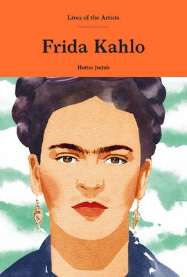 Frida Kahlo (Lives of the Artists) cover
