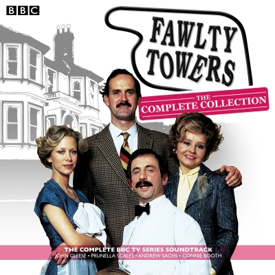 Fawlty Towers: The Complete Collection: Every Soundtrack Episode of the Classic BBC TV Comedy Cover Image