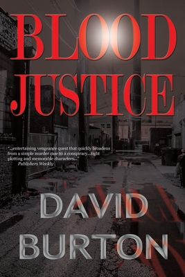 Blood Justice Cover