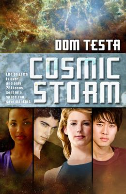 Cosmic Storm Cover Image