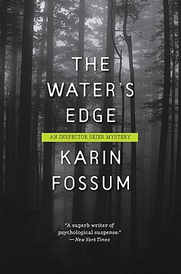 The Water's Edge (Inspector Sejer Mysteries #6) Cover Image