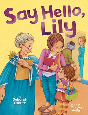 Say Hello, Lily Cover