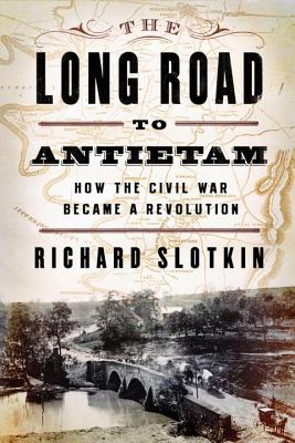 The Long Road to Antietam Cover
