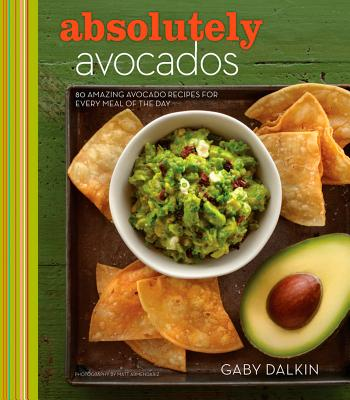 Absolutely Avocados Cover