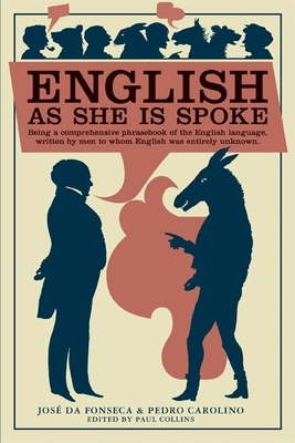 English as She Is Spoke Cover
