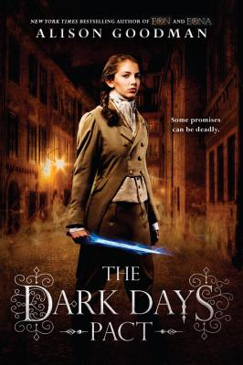 The Dark Days Pact (A Lady Helen Novel #2) Cover Image