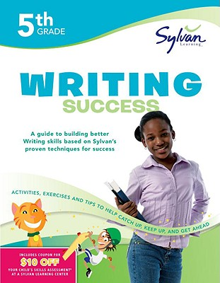Fifth Grade Writing Success (Sylvan Workbooks) Cover