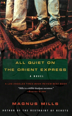 All Quiet on the Orient Express: A Novel Cover Image
