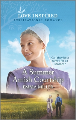 A Summer Amish Courtship Cover Image