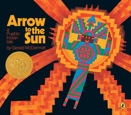 Arrow to the Sun Cover