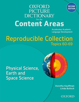 Oxford Picture Dictionary for the Content Areas Reproducible: Physical Science Earth & Space Cover Image