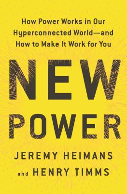 New Power cover image
